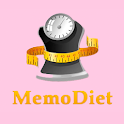 MemoDiet measure your progress icon