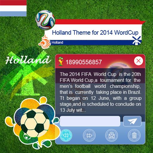 Holland Theme 2014
