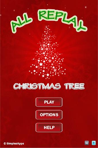 All Replay Christmas Tree