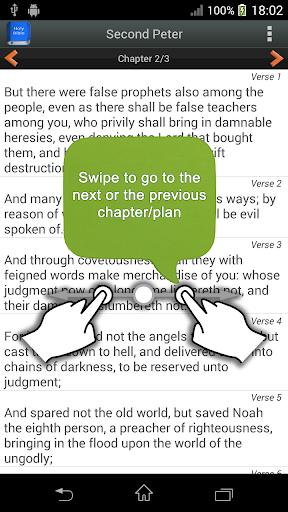 【免費書籍App】Bible King James Version PRO-APP點子