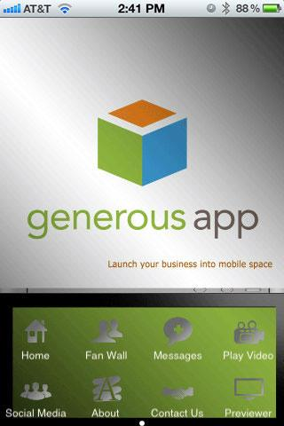 Generous App