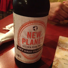 New planet beer!!! Also had several other options... All in bottles.