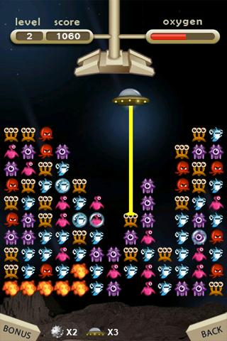 Aliens invaders - screenshot