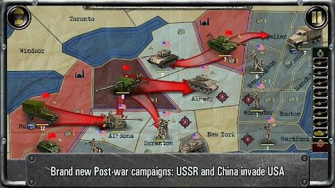 Strategy & Tactics:USSR vs USA Screenshot 7