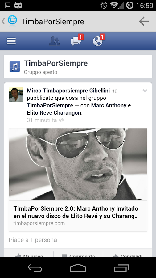 timbaporsiempre.com- screenshot