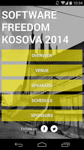 SOFTWARE FREEDOM KOSOVA 2014