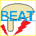 Your Beat, Hit innocently. logo