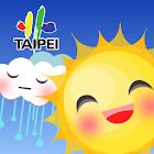 臺北市校園數位氣象網 icon