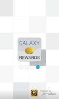 Screenshot of GALAXY Rewards
