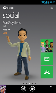 Xbox 360 SmartGlass- screenshot thumbnail