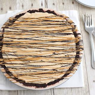 Frozen Chocolate-Peanut Butter Pie