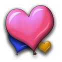 Valentine Hearts LiveWallpaper icon