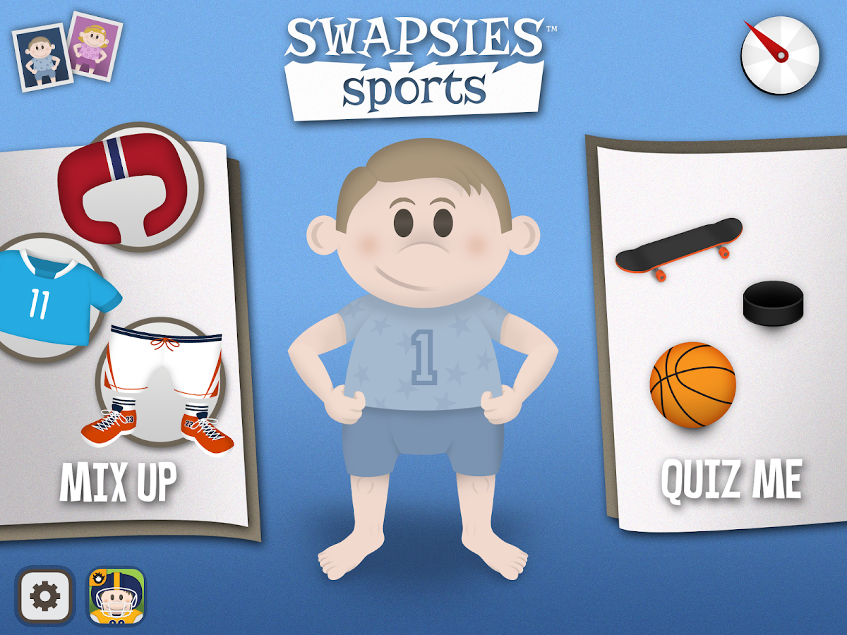 Swapsies Sports- screenshot