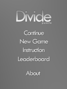 Divide Puzzle- screenshot thumbnail