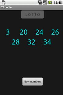 TB Lotto- screenshot thumbnail