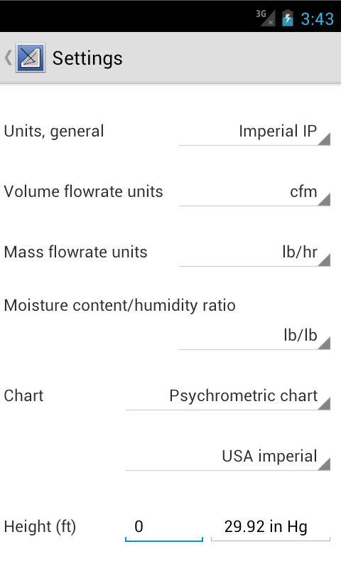 Psyclone HVAC Lite- screenshot