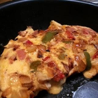 Basic Western Omelet.