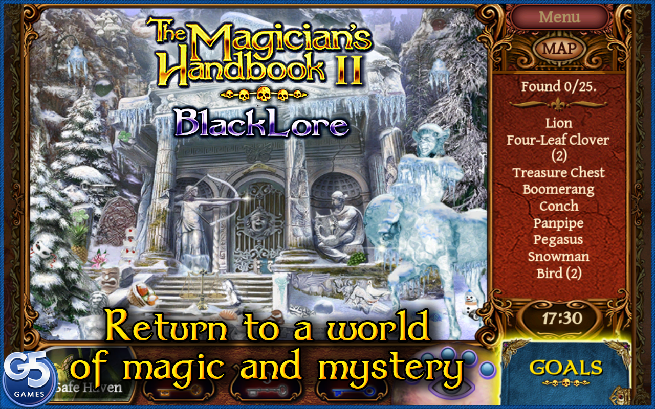 Magician's Handbook 2- screenshot