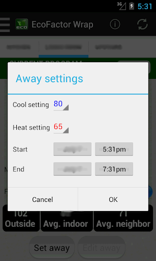 玩免費遊戲APP|下載EcoFactor/NV Energy Wrap app不用錢|硬是要APP