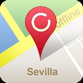 Sevilla Offline Map (GPS)