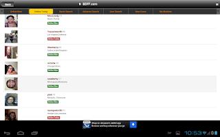 Screenshot of Black Dating For Free