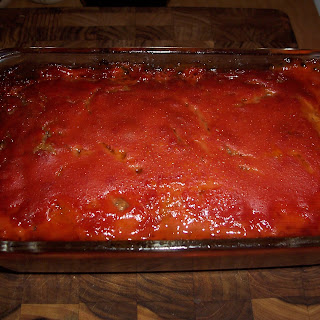 Tomato Soup Meatloaf