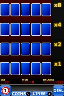 Upgrade Video Poker FREE- screenshot thumbnail