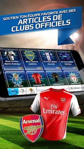 android Top Eleven Be a Soccer Manager Screenshot 14