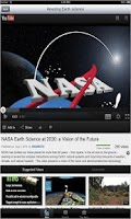 Screenshot of MS Earth Science Buddy