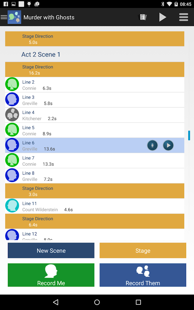 LineLearner Android 7