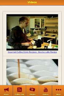 Coffee Recipes FREE- screenshot thumbnail