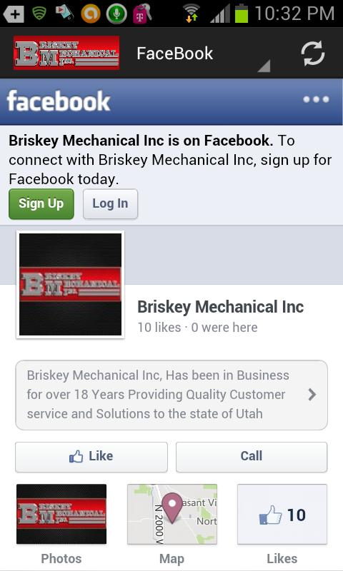 Briskey Mechanical - screenshot