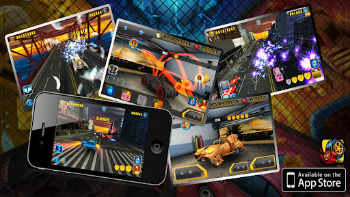 descargar boomboom racing v1.0 android