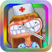 Crazy Dentist-Kids Game.