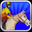 Horse Race 3D icon