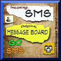 Paper  Go SMS Pro Theme 2014 icon