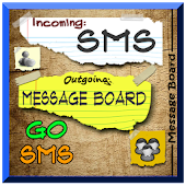 Paper  Go SMS Pro Theme 2014