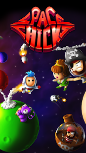 Space Chicks- screenshot thumbnail
