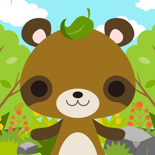 ゆるカワ系放置ゲーム たぬたんころりん(かわいい動物図鑑) 休閒 App LOGO-硬是要APP