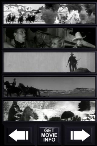 WESTERN MOVIES - screenshot