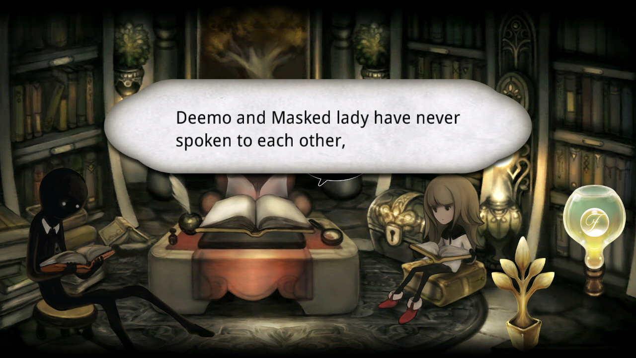 Deemo - screenshot