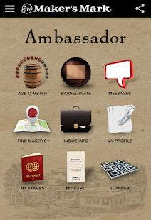 Maker's Mark® Ambassador - screenshot thumbnail