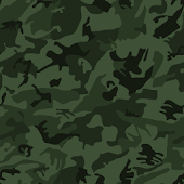 Free Camo Template Wallpaper