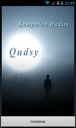 Kumpulan Hadits Qudsy