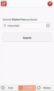 The Gluten Free Scanner · FULL - screenshot thumbnail