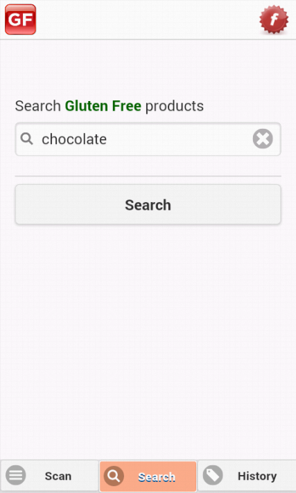 The Gluten Free Scanner · FULL- screenshot