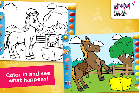 Joypa Colors Kids Coloring Fun- screenshot thumbnail