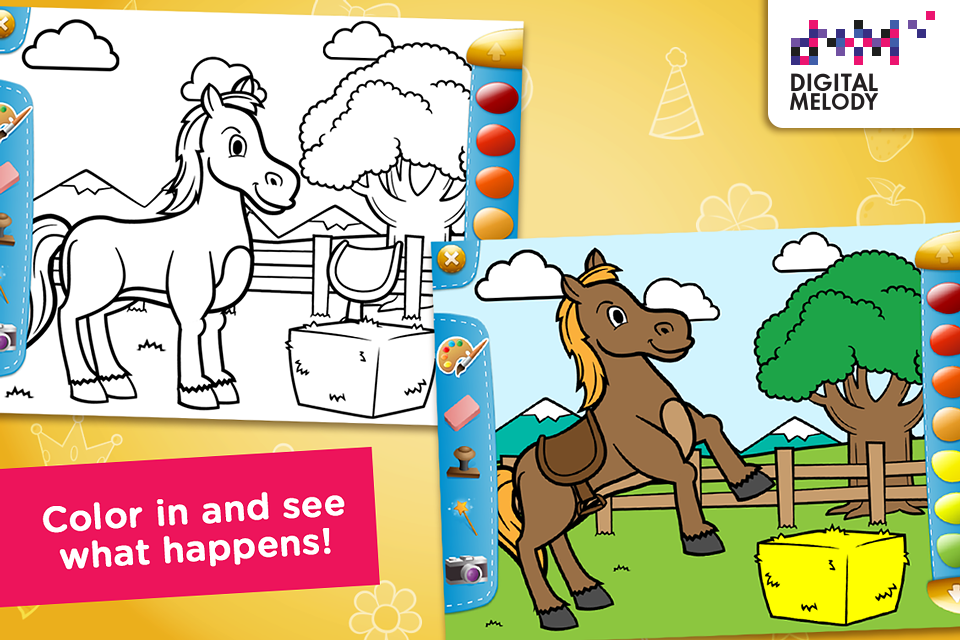 Joypa Colors Kids Coloring Fun- screenshot