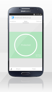 Antivirus for Android Pro Screenshot