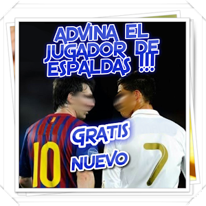 Adivina el Jugador de Espaldas for PC and MAC